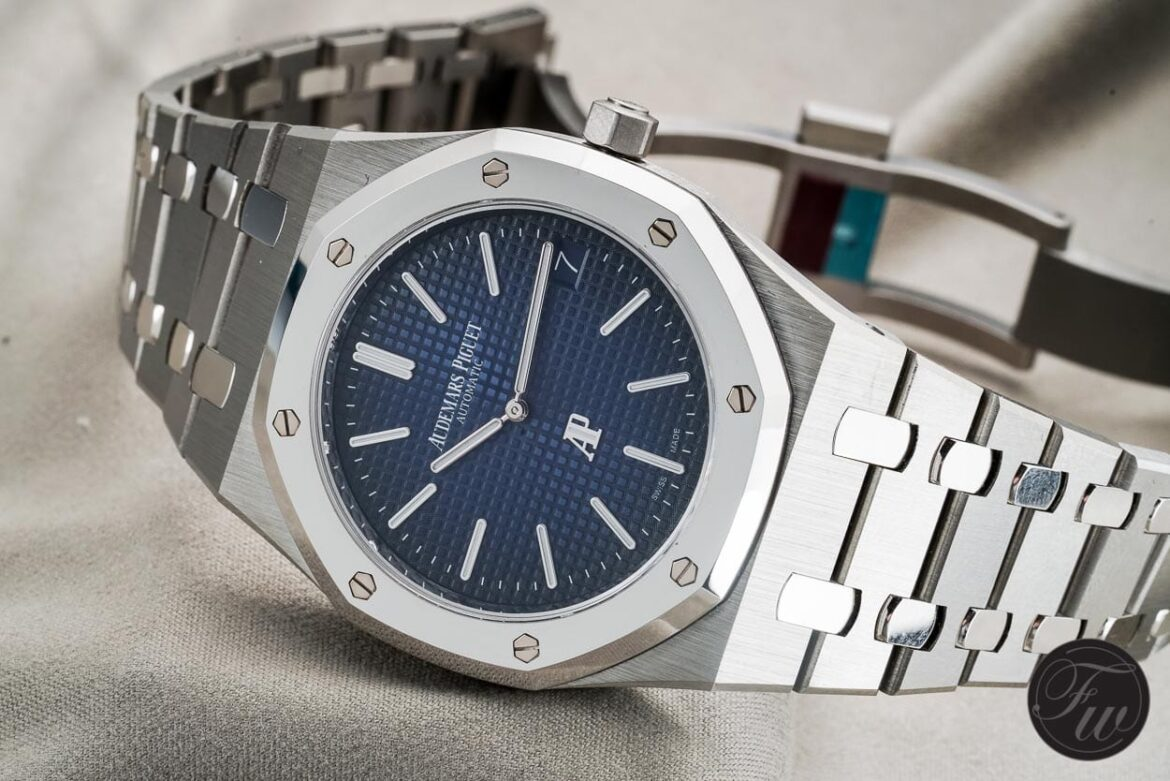 Audemars Piguet: 5 Elegant Watches Of Gold And Silver For A Classy Lady