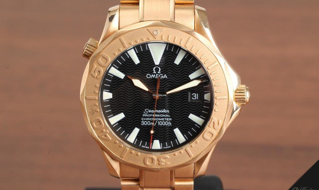 Constellation Series: TOP 4 Rose Gold Omega Watches to Get for the Ladies